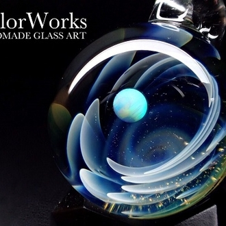 ColorWorks-Handmade Glass art-